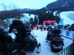 moto-neige party